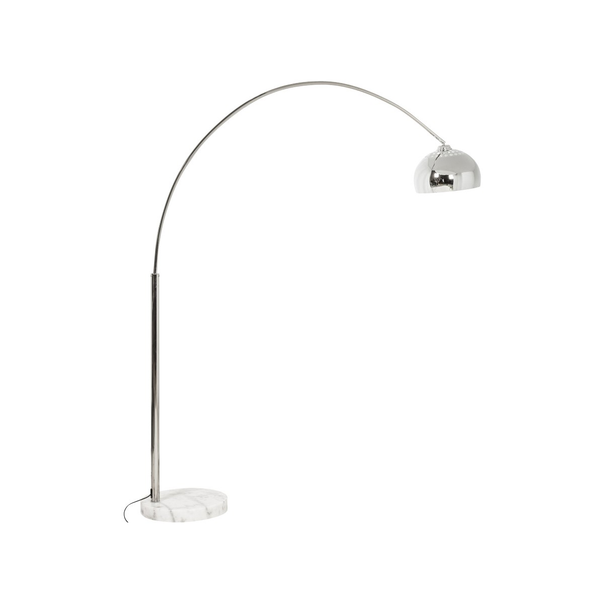Design Küchenlampe Moerol Xl Chrome Design Floor Chrome Steel Lamp (great And Chrome)