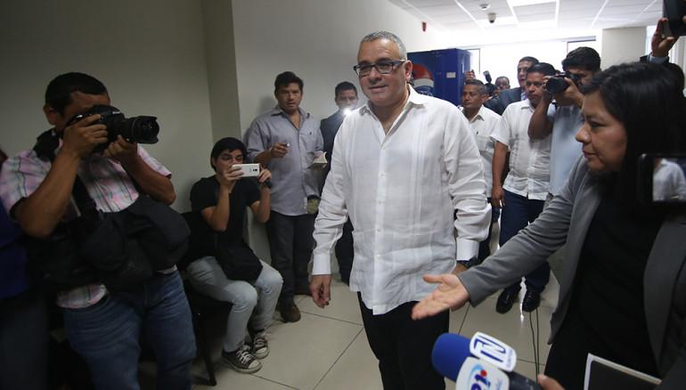 Mauricio Funes, expresidente de El Salvador (2009-2014). Foto D1/Rodrigo Sura