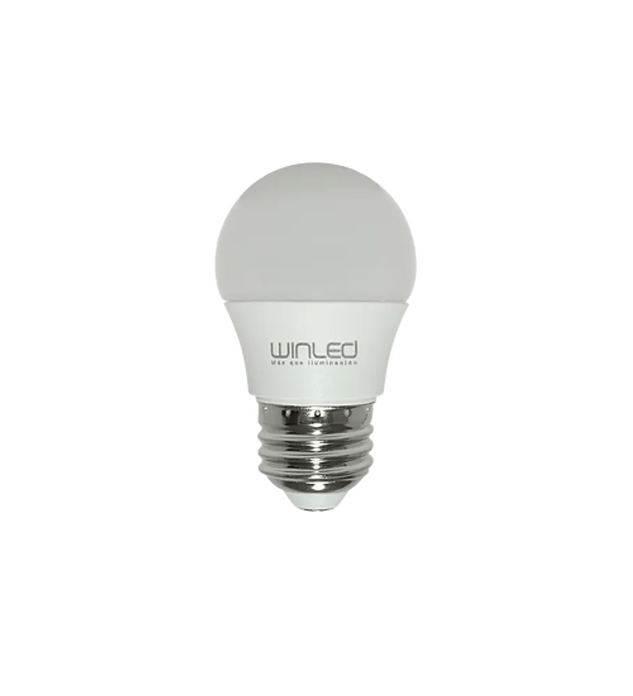 Lamparas Led 3w Wla 006 Lampara Led Bulbo E26 3w Bf