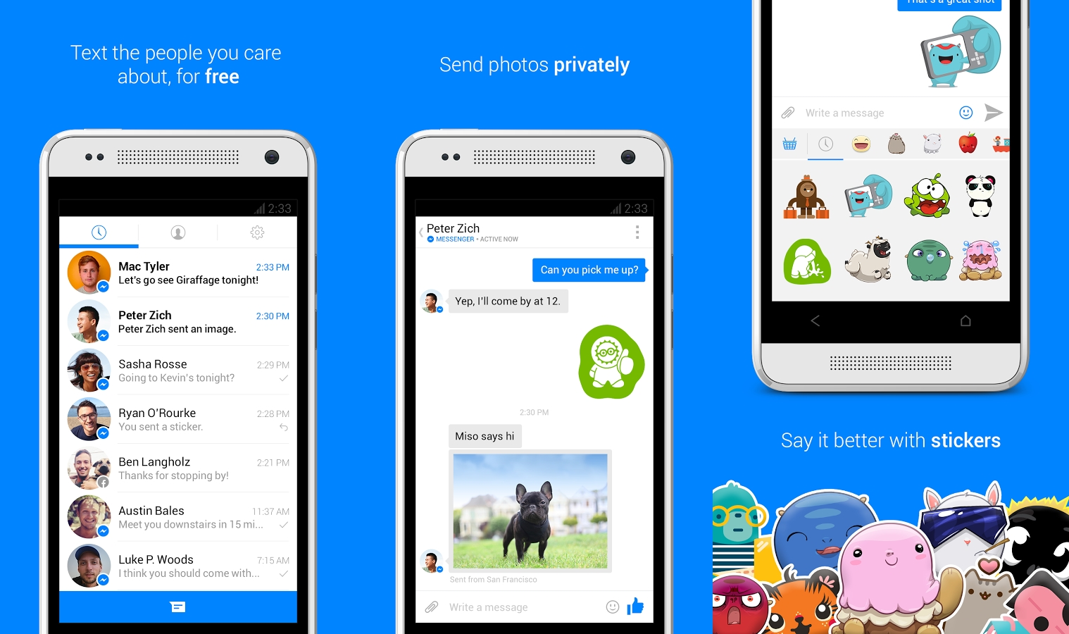 Descargar Messenger Descargar Facebook Messenger Para Android Planeta Game