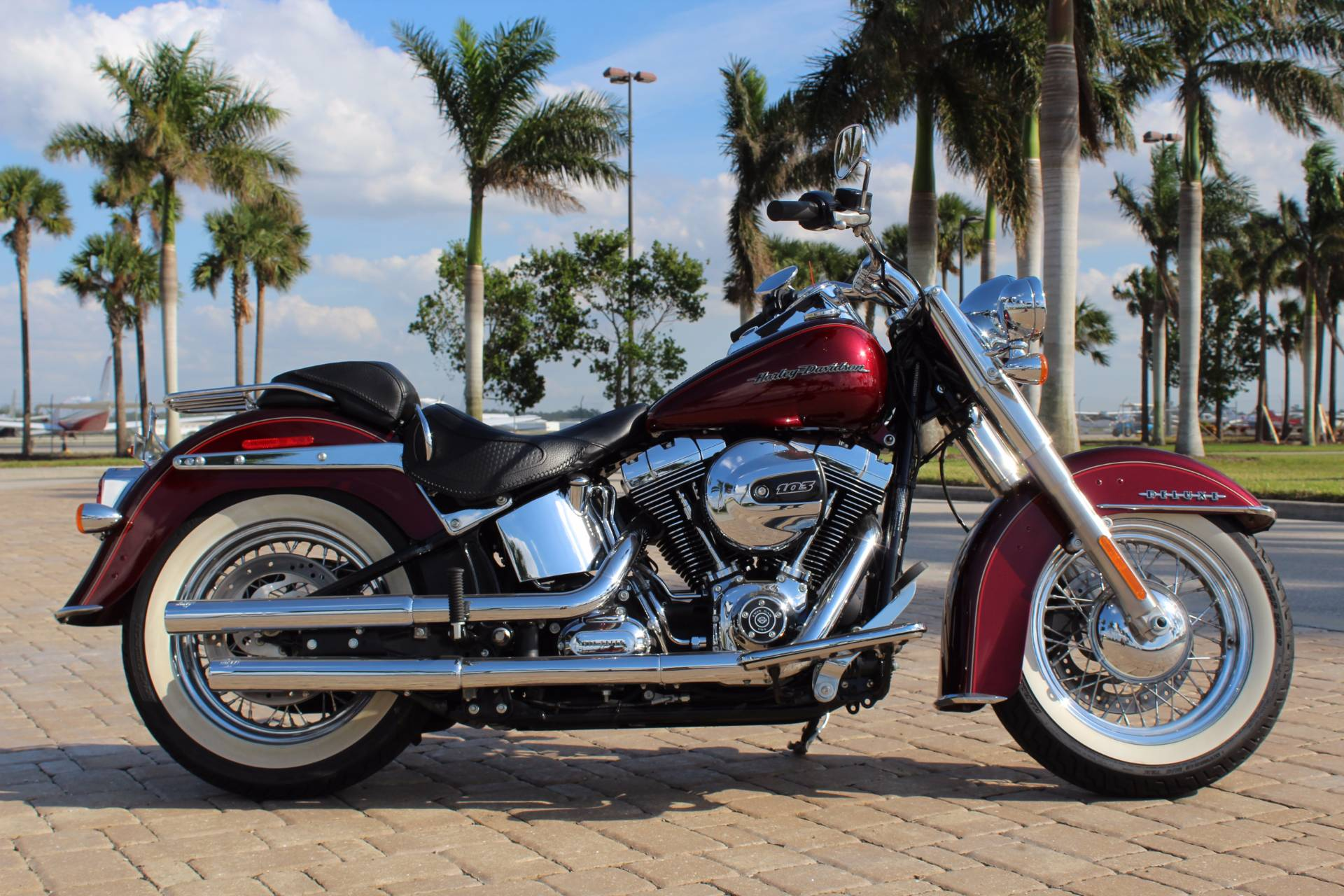 Harley Softail 2016 Harley Davidson Softail Deluxe