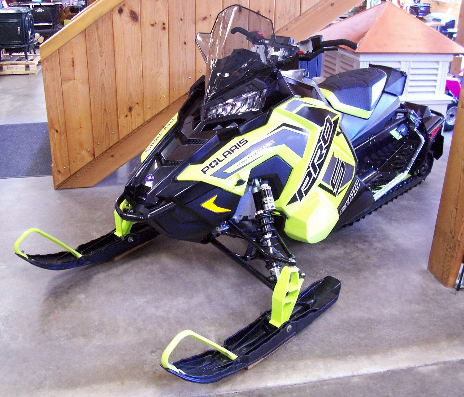 Black Pro S New 2019 Polaris 800 Switchback Pro S Snowcheck Select Snowmobiles