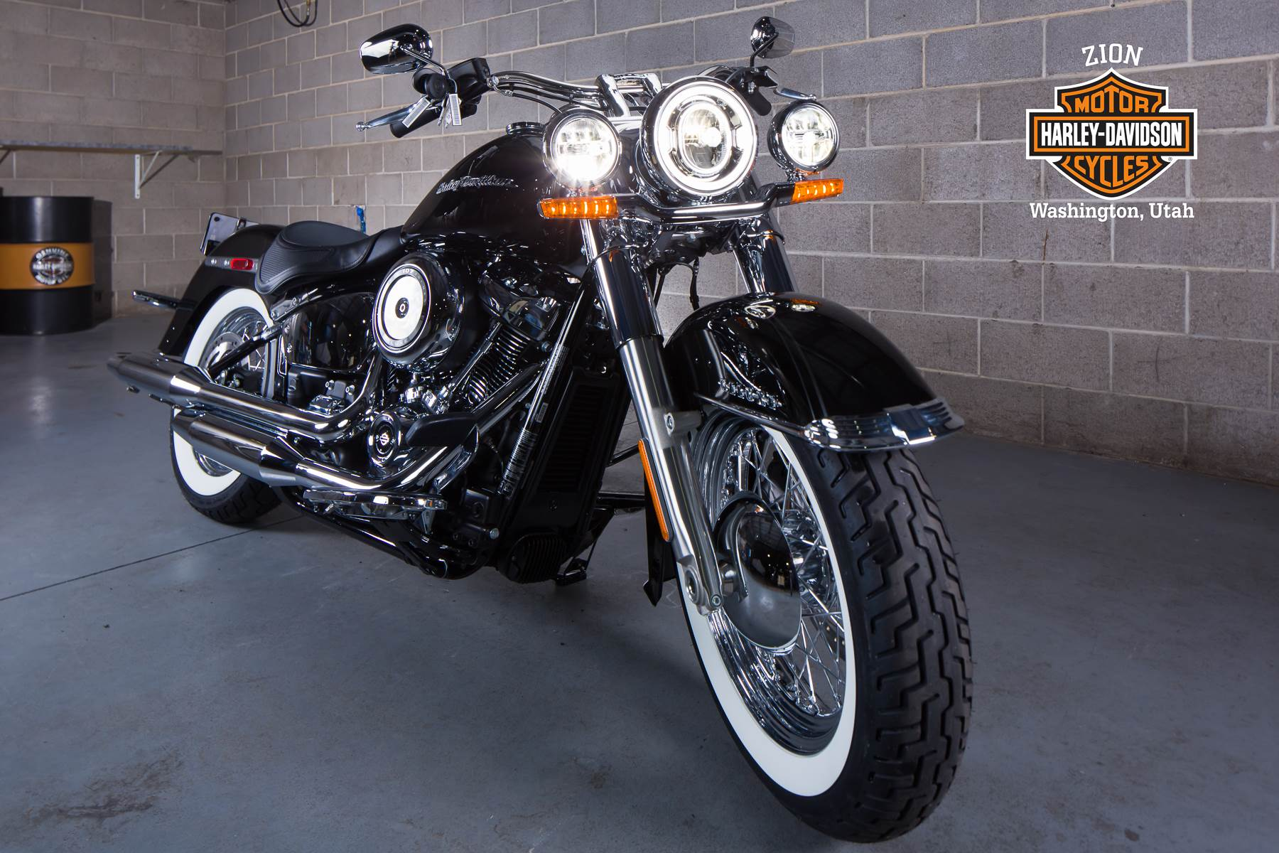 Harley Softail New 2018 Harley Davidson Softail Deluxe 107 Motorcycles In