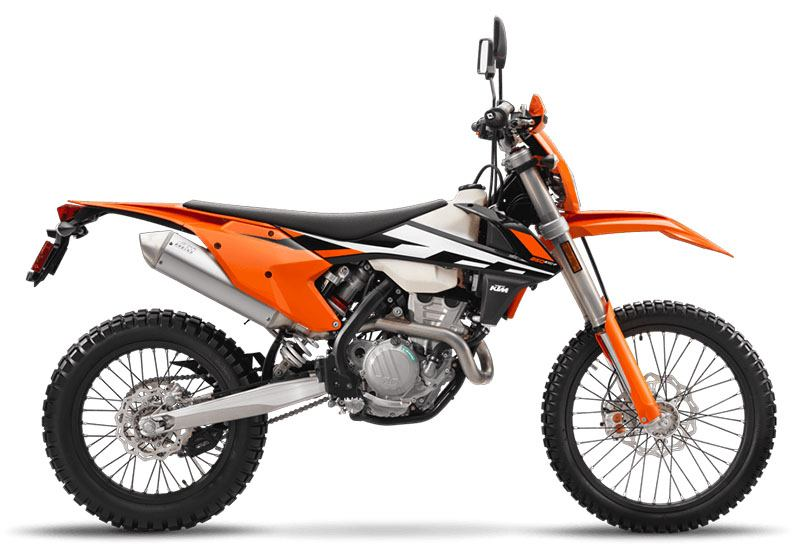 New 2017 KTM 250 EXC-F Motorcycles in Waynesburg, PA Stock Number