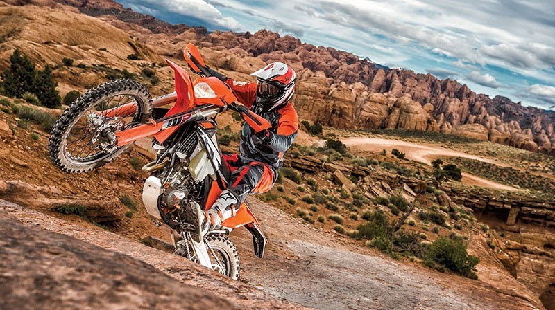 New 2017 KTM 250 EXC-F Motorcycles in Kittanning, PA Stock Number