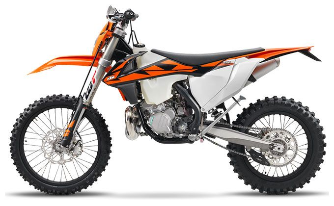 New 2018 KTM 250 XC-W Motorcycles in Duncansville PA KT516