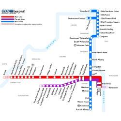 Small Crop Of Crossgates Mall Map