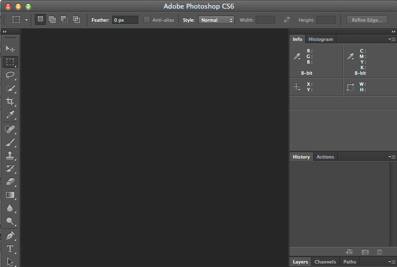 Color Management and Workflow Features in Photoshop CS6 Public Beta (2/6)