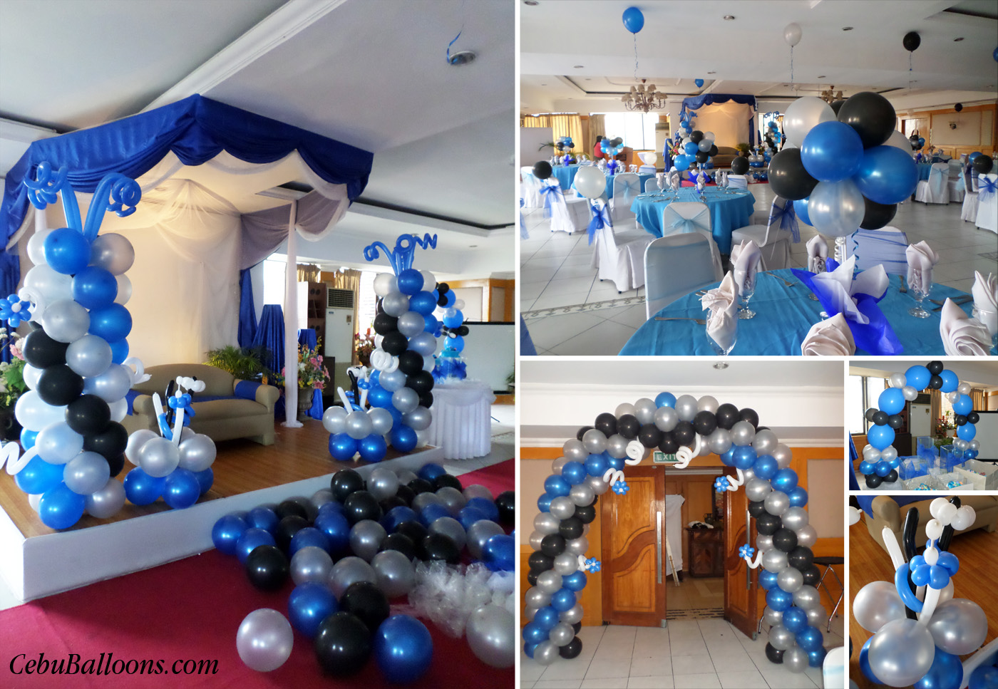 Decoration For Party Debut 18th Birthday Cebu Balloons And Party Supplies