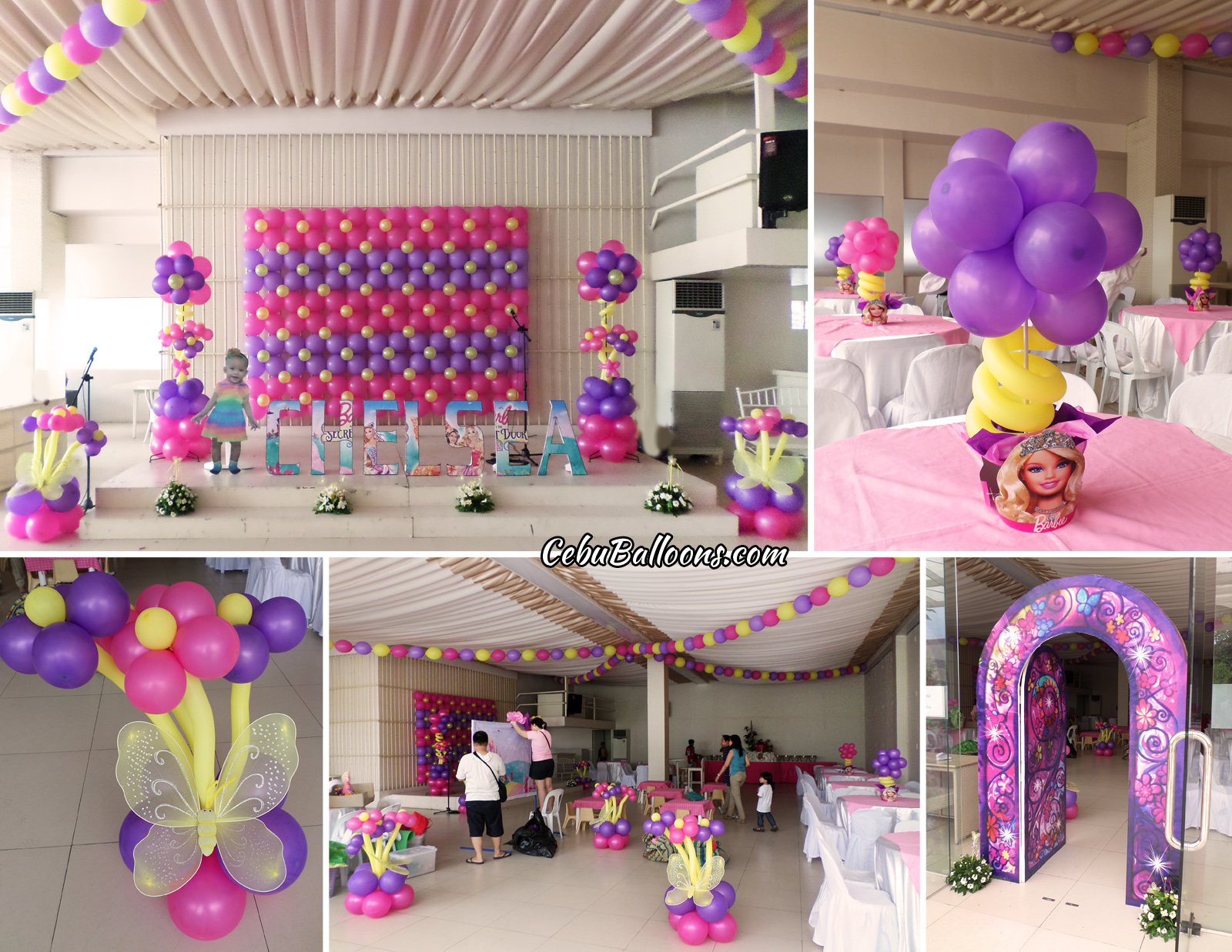 Birthday Supplies Barbie Cebu Balloons And Party Supplies