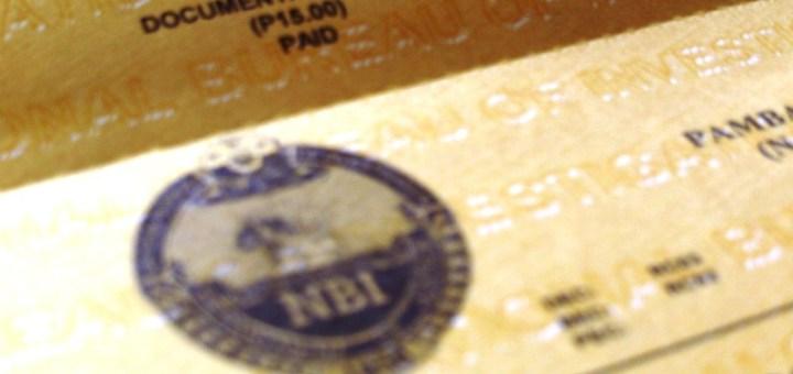 NBI Clearance Satellite Branches in Cebu | Cebu Finest