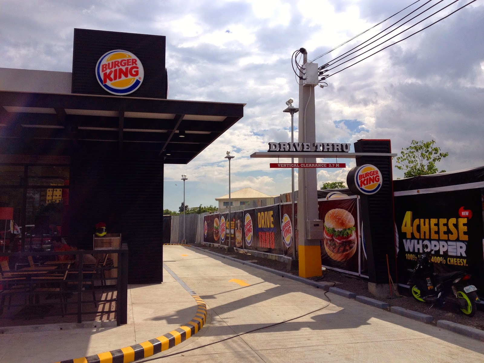 Burger King Drive Thru Breakfast Burger King F Cabahug Is Now Open Cebu Live