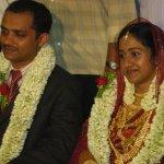 Wedding : 2005 B&D Batch : Bibin Weds Regina