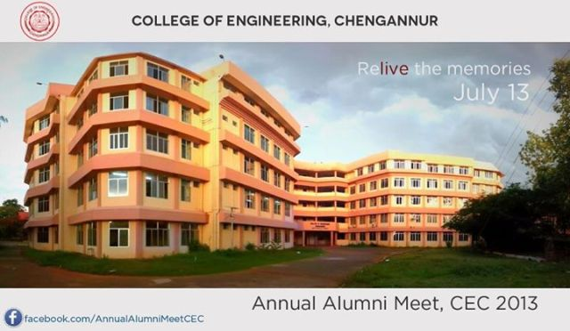 My CEC | College of Engineering Chengannur