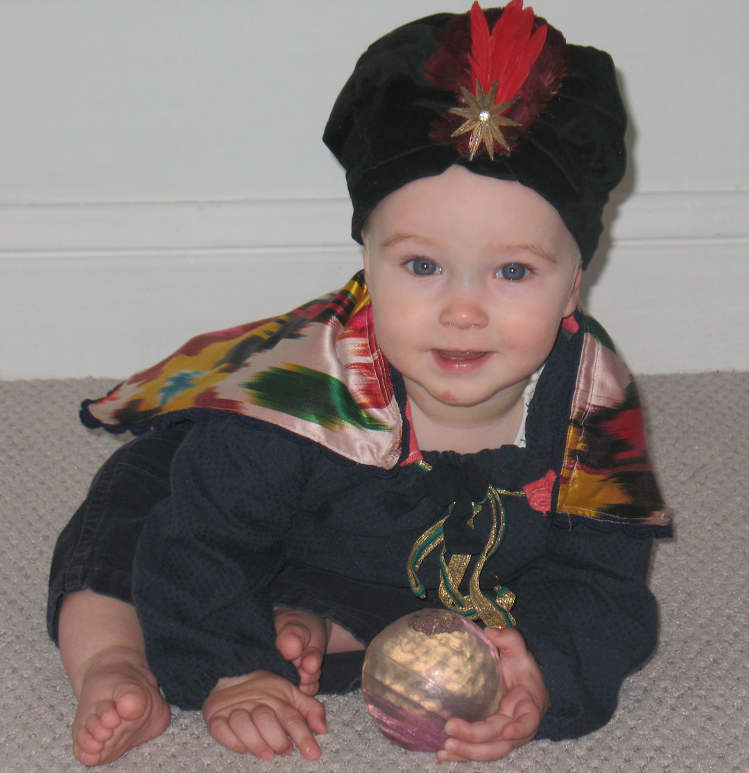 Baby Teller Fortune Teller Baby Costume Cecelia Hayes Arts And Crafts