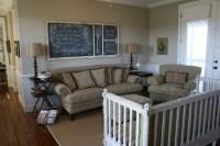 Farmhouse Living Room TOTAL MAKEOVER - Cedar Hill Farmhouse