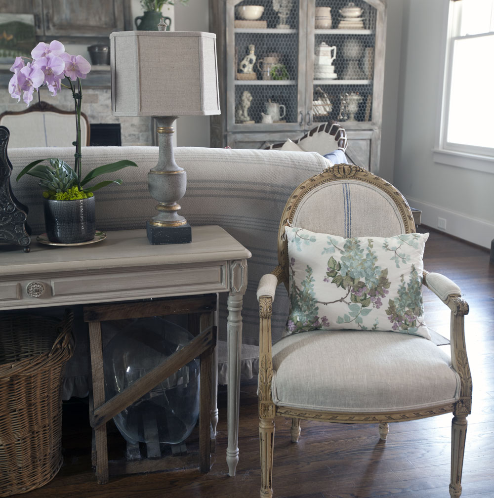 Living Room In French What Are The New Country French Colors Cedar Hill Farmhouse