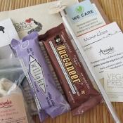 Vegan Presence March box
