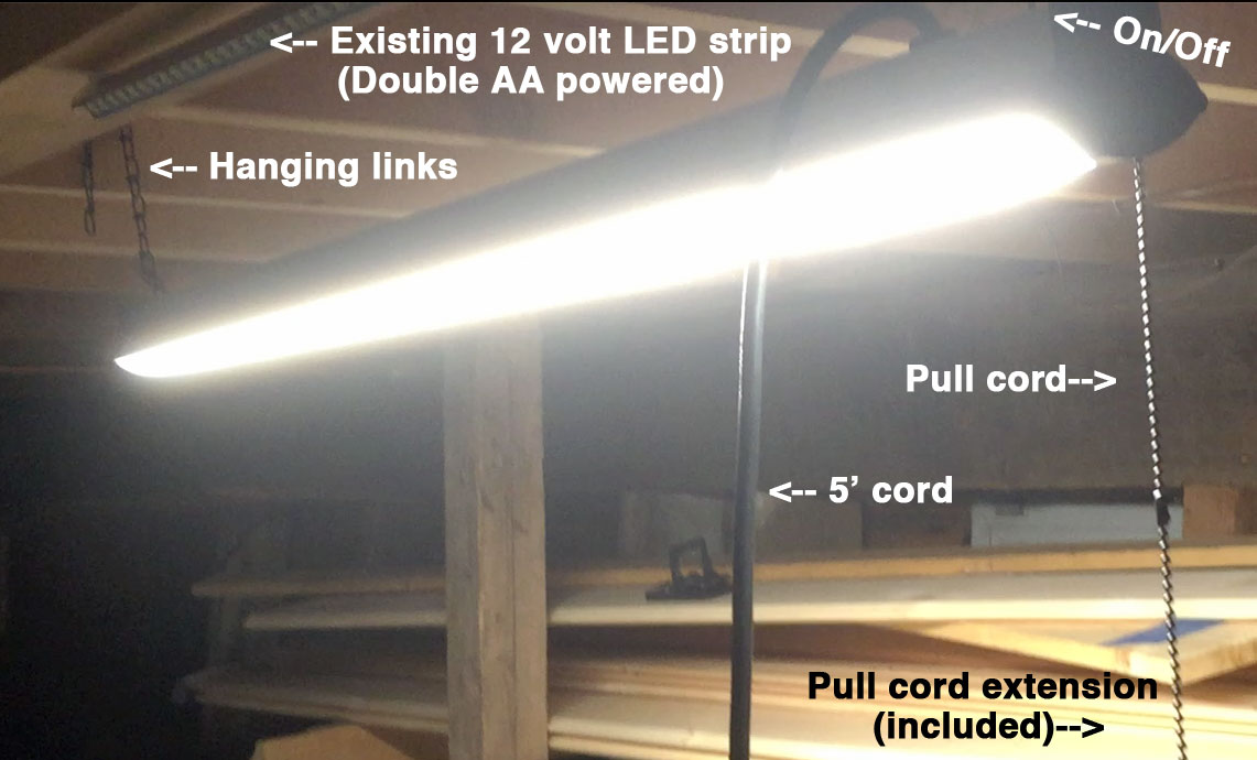 Led Light Shop Costco Led Shop Light Unboxing And Tested Off Grid T H E C