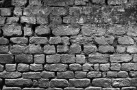 Black And White Brick Wall Pictures to Pin on Pinterest ...