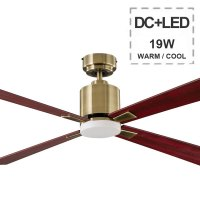 Quantum Ceiling Fan DC Motor With Light