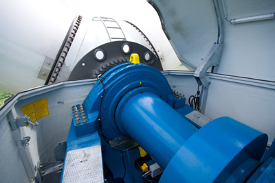 CEI NI Ltd Turbine Maintenance