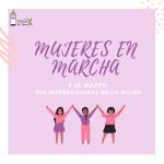 'MUJERES EN MARCHA'