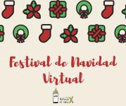 Verde y Rojo Navidad Personal Publicación de Facebook (2)