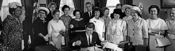 50 years after the Equal Pay Act, women still earn only 80 cents on the dollar