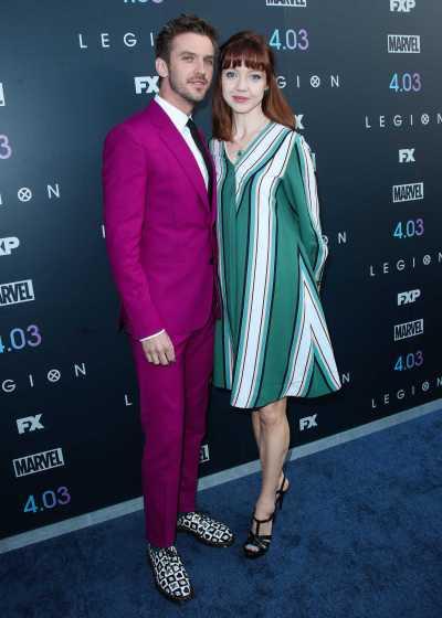 Dan Stevens at the Legion TV Show Season 2 Premiere in Los ...