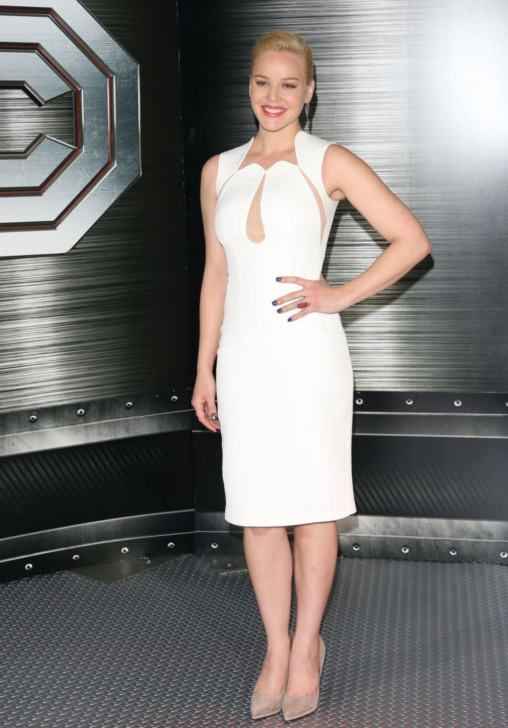 Fall Leve Wallpapers Abbie Cornish Robocop Movie Photo Call Los Angeles