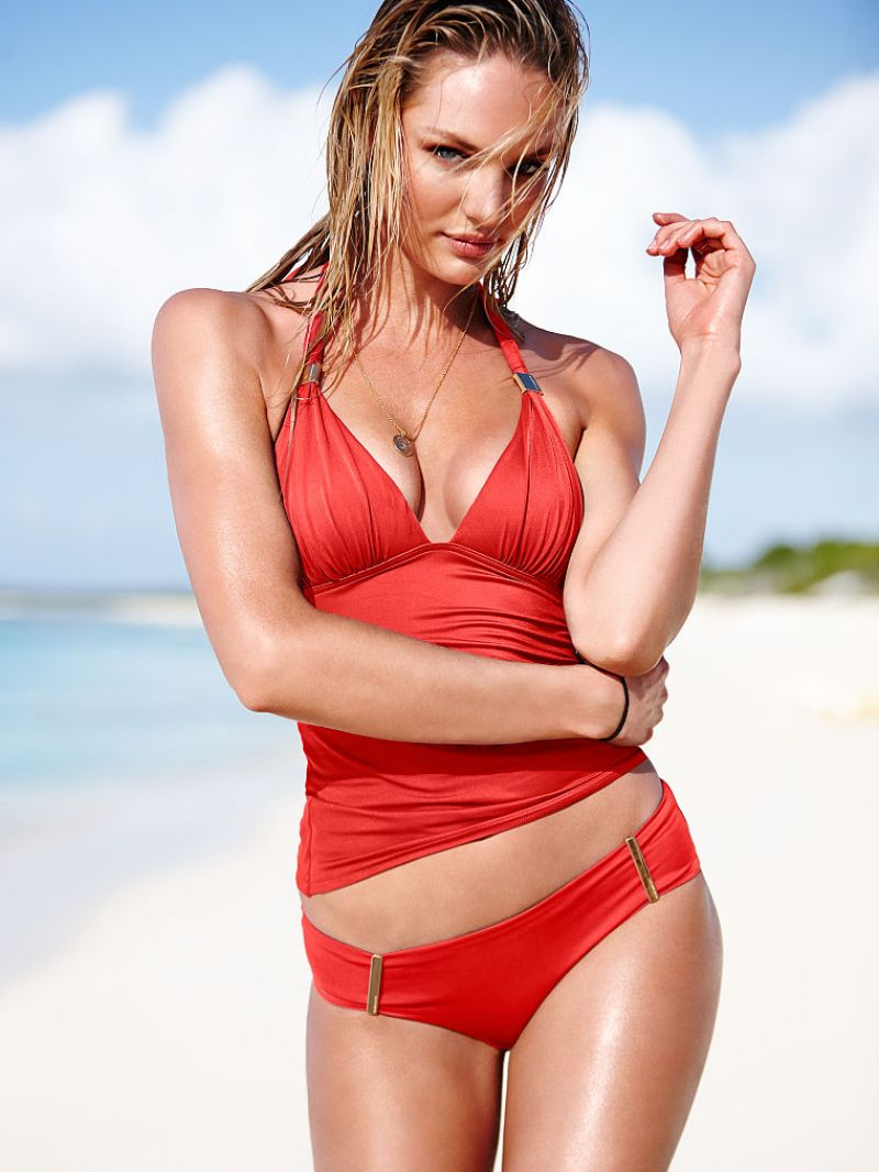 Mafia Girls Wallpaper Candice Swanepoel Bikini Photos Victoria S Secret March