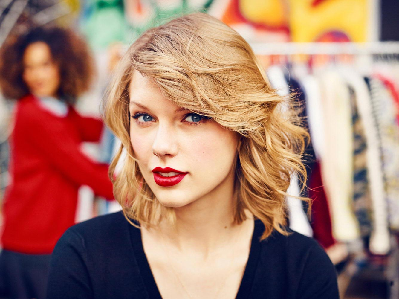 3d Anaglyph Wallpaper Desktop Taylor Swift Photoshoot For Keds Fall 2014 Collection