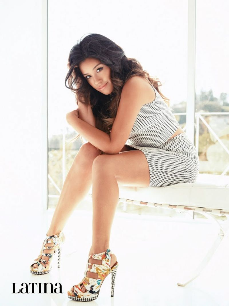 The Yellow Wallpaper Book Quotes Gina Rodriguez Latina Magazine March 2015 Issue