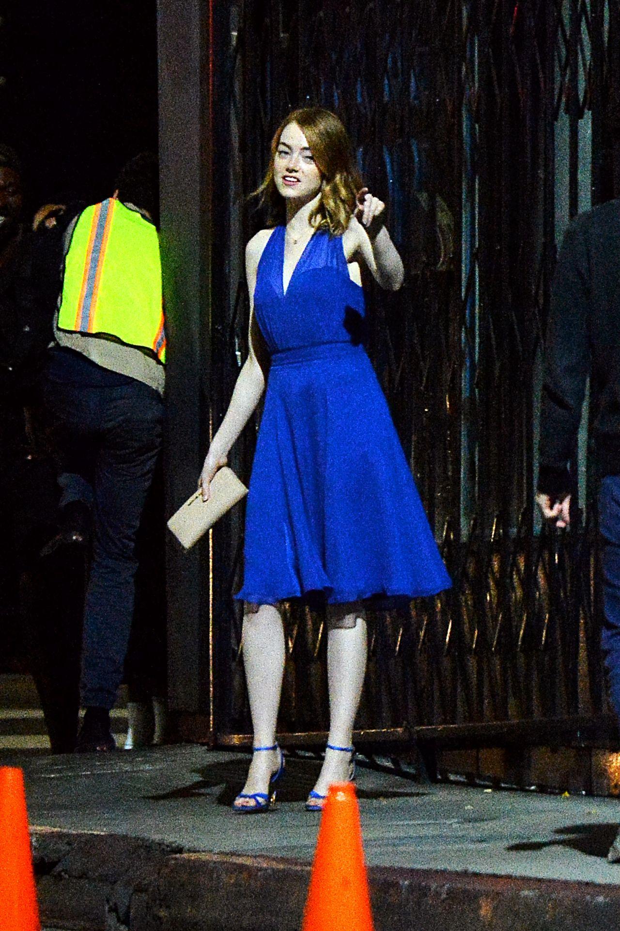 Rooney Mara Wallpaper Hd Emma Stone La La Land Set In Hollywood October 2015