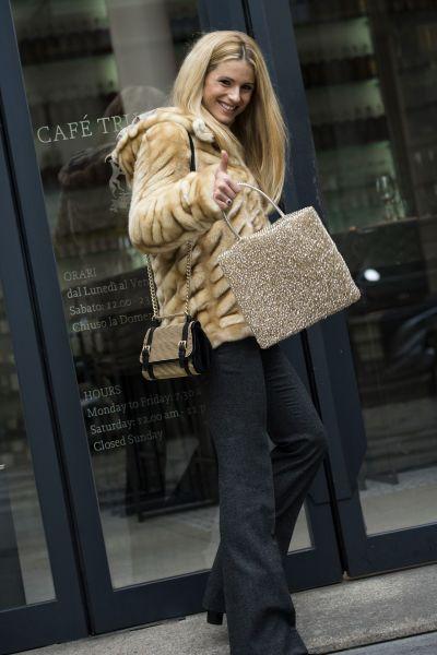 Street Fashion Milan Italy