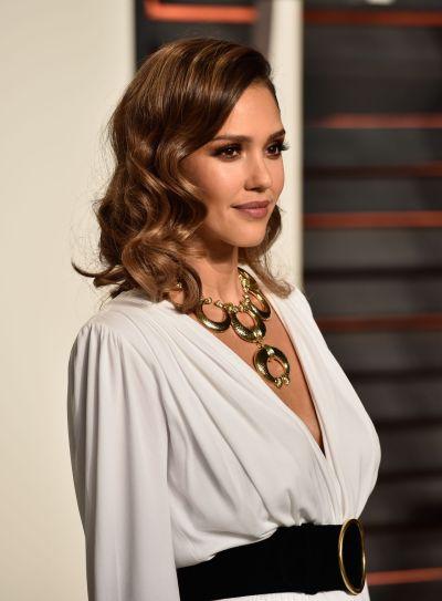 Jessica Alba – Vanity Fair Oscar 2016 Party in Beverly Hills, CA