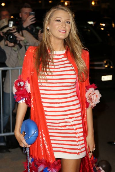 Blake Lively Cannes Festival