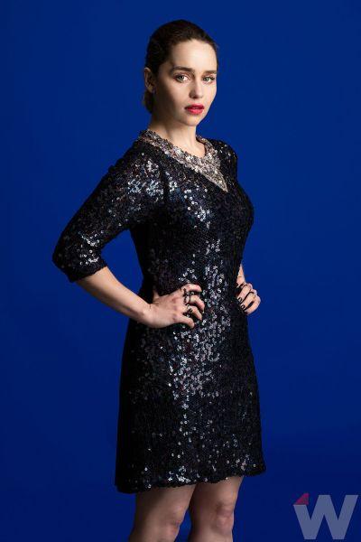 Emilia Clarke Latest Photos - CelebMafia
