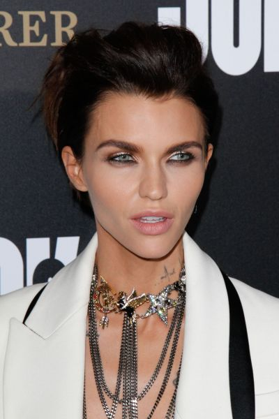 Ruby Rose - 'John Wick: Chapter 2' Premiere in Los Angeles 1/30/2017