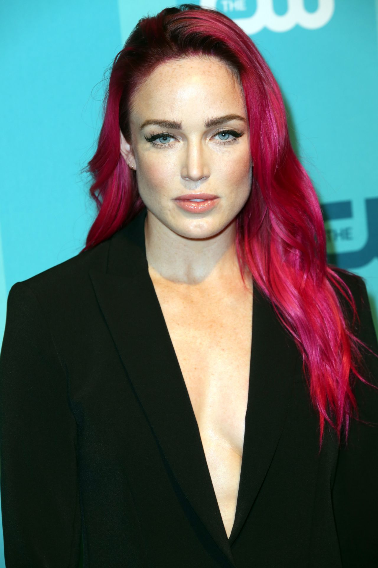 Fall Colors Wallpaper 1920x1080 Caity Lotz The Cw Network S Upfront In New York City 05
