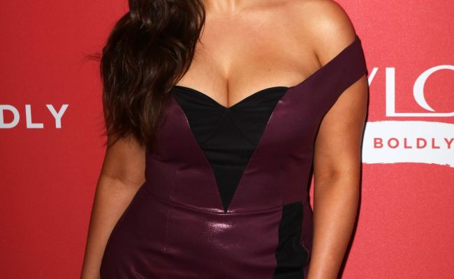 Ashley Graham Revlon S Live Boldly Campaign Launch In Nyc