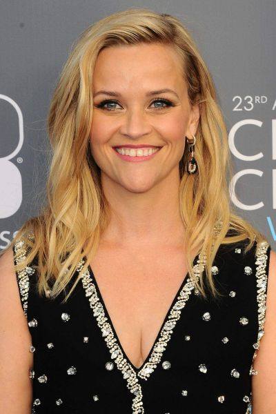 Reese Witherspoon – 2018 Critics' Choice Awards