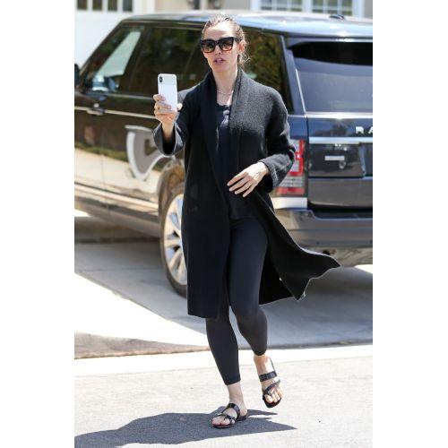 Medium Crop Of Jennifer Garner Legs