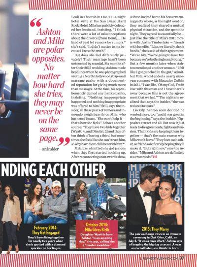 Mila Kunis - Life & Style Weekly Magazine February 2019 Issue