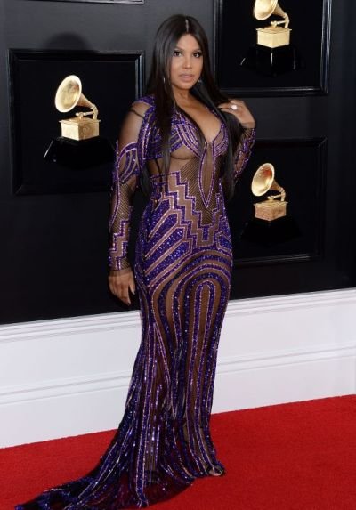 Toni Braxton – 2019 Grammy Awards