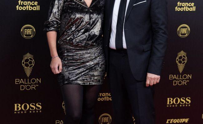 Estelle Denis Ballon D Or France Football 2019 Award