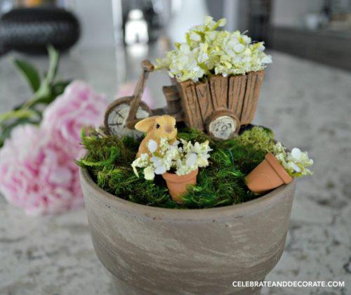 Medium Of Fairy Garden Flowers
