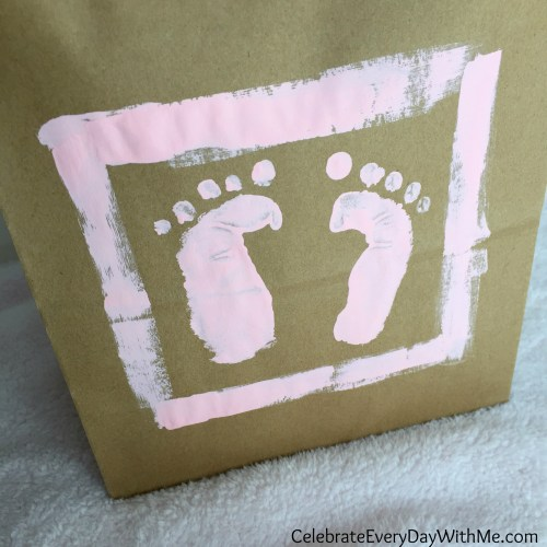 Medium Crop Of Baby Foot Print
