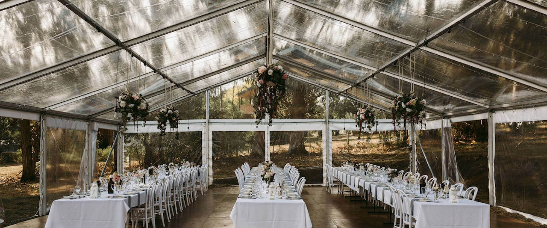White Umbrella Marquees Marquee Hire In Melbourne Gazebo Hire In Melbourne Celebrate